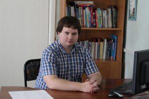 Жиляев Дмитрий Владимирович- инженер