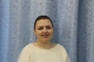 Ивахно Анастасия Вячеславовна - педагог-психолог.В.