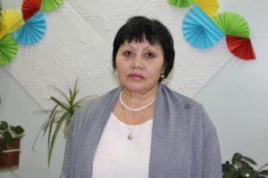 Катрич Рима Асхатовна - учитель начальных классов