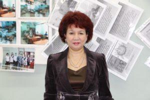Леонович Венера Закеевна- учитель русского языка и литературы