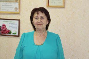 Подошевко Валентина Васильевна - учитель математики