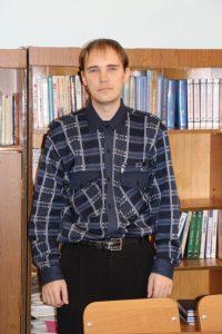 Разницин Виталий Станиславович - учитель истории, обществознания