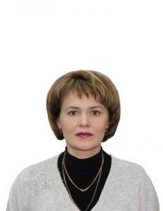 Симак Елена Владимировна - учитель математики, физики