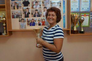 Шимаковская Ирина Николаевна - учитель физкультуры и ОБЖ